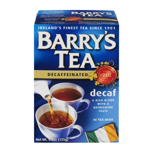 Barry's Tea Decaffeinated