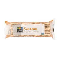 365 Sesame Rice Crackers