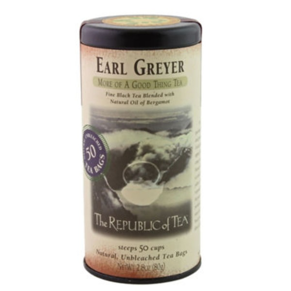 The Republic of Tea Earl Greyer