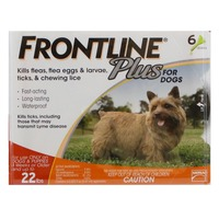 Frontline Plus For Small Dogs
