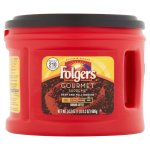 Folgers Gourmet Supreme Dark Ground Coffee, 24.2 oz