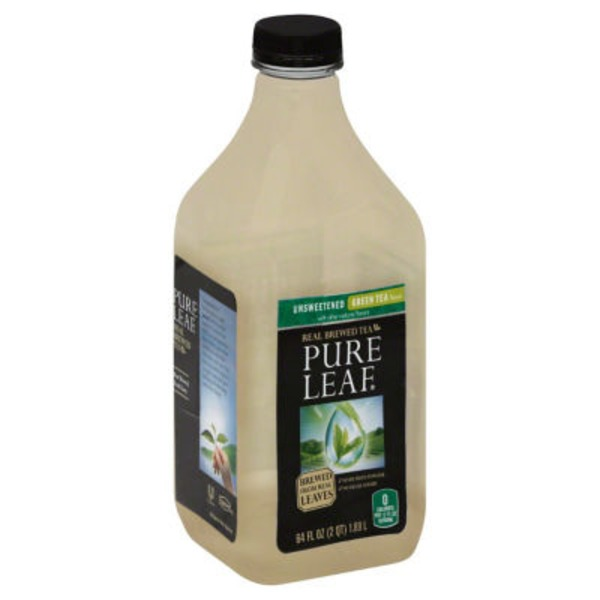 Pure Leaf Unsweetened Green Tea Iced Tea