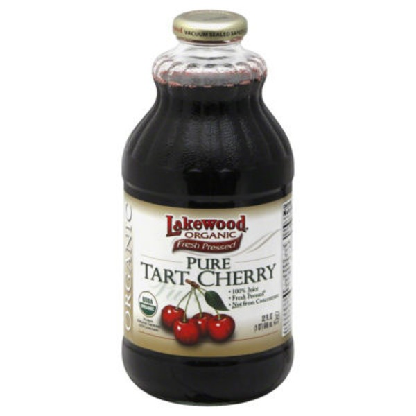 Lakewood Organic Pure Tart Cherry Juice