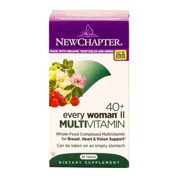 New Chapter Every Woman II Multivitamin