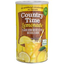 Country Time Drink Mix, Lemonade, 82.5 Oz, 1 Count
