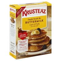 Krusteaz Pancake Mix Heart Healthy Buttermilk
