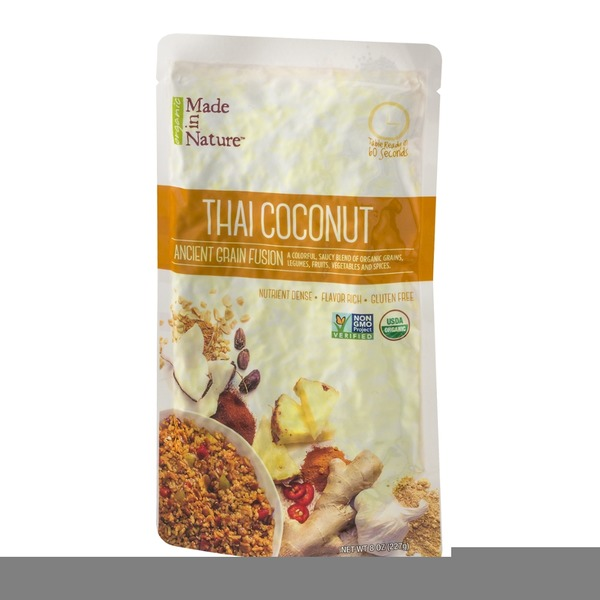Made in Nature Ancient Grain Fusion Thai Coconut