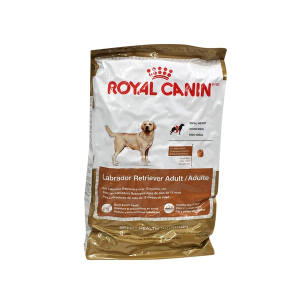 Royal Canin Labrador Retriever Adult Breed Health Nutrition Dog Food