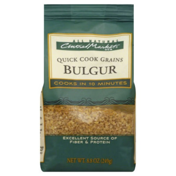 Central Market Quick Cook Bulgur