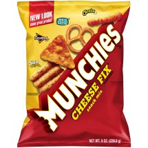 Munchies Cheese Fix Snack Mix, 8 oz Bag