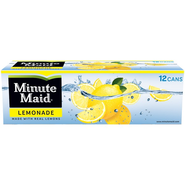 Minute Maid Fridge Pack Lemonade