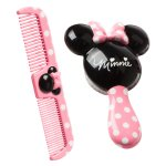 Disney Baby Minnie Brush & Comb Set, Minnie