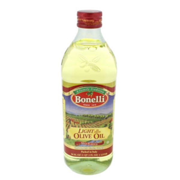 Bonelli Light Olive Oil