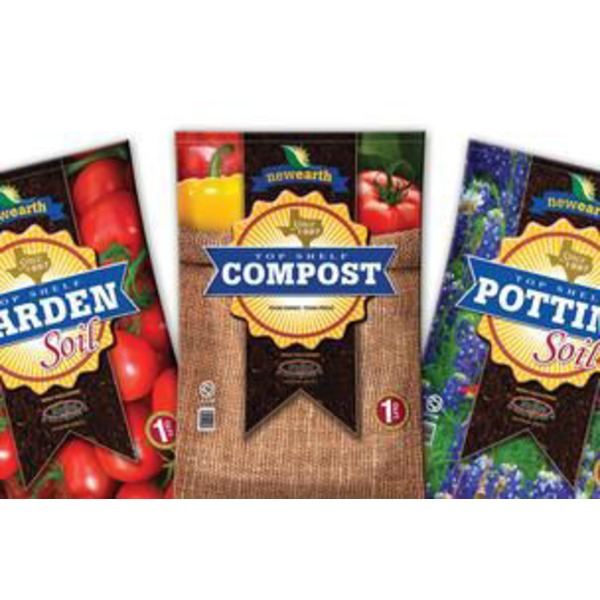 New Earth Top Shelf Compost Bag