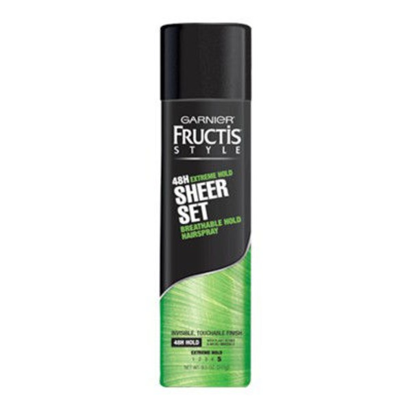 Fructis Style® Extreme Hold Hairspray All Hair Types Sheer Set