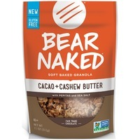 Bear Naked Cacao + Cashew Butter Soft-Baked Granola