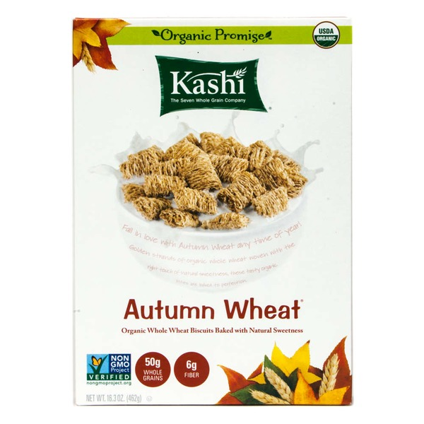 Kashi Organic Autumn Wheat Cereal