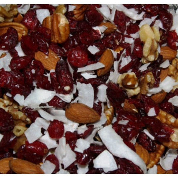 Sunrise Natural Foods Cranberry Confetti Trail Mix