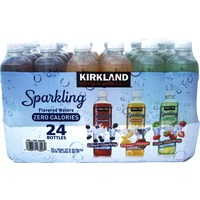 Kirkland Signature Sparkling Flavored Water Variety Pack