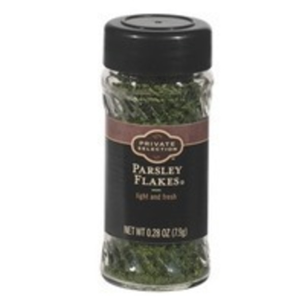 Kroger Private Selection Parsley Flakes