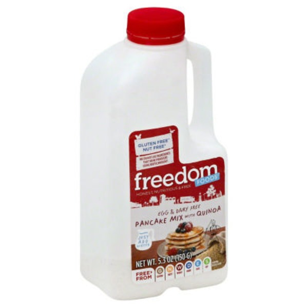 Freedom Foods Pancake Mix With Quinoa