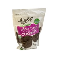 Field Day Organic Wild Friends Cocoa Chip Cookies