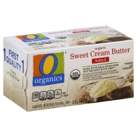 O Organics Organic Butter Sweet Cream Salted