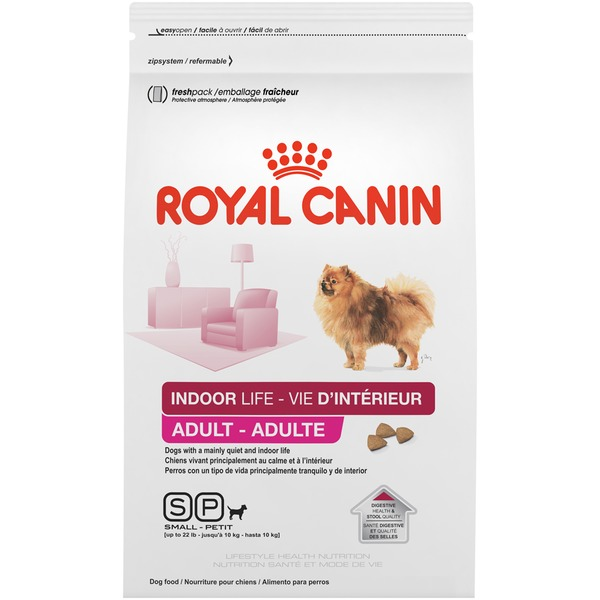 Royal Canin Lifestyle Health Nutrition Indoor Life Adult Small Dog Food