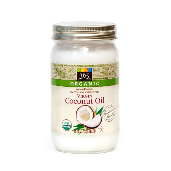 365 Organic Unrefined Virgin Coconut Oil
