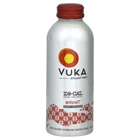 Vuka Energy Drink, Sparkling, Workout, Berry Lemonade
