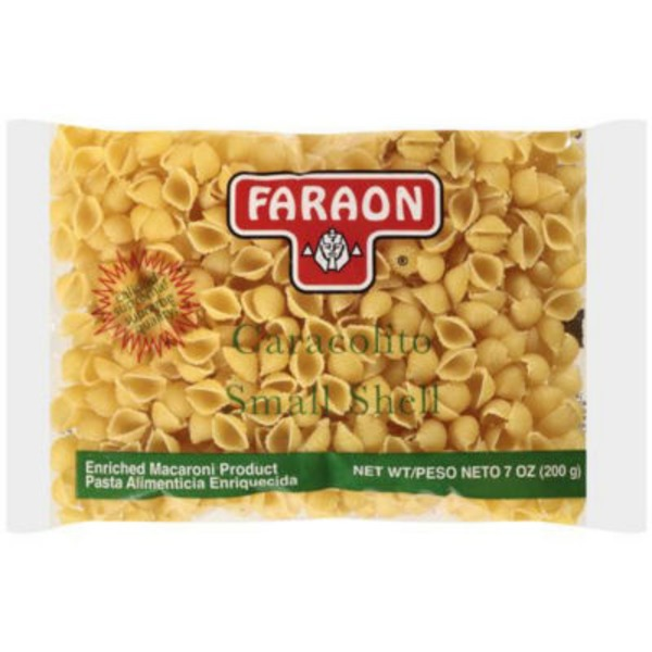 Faraon Enriched Small Shell Macaroni
