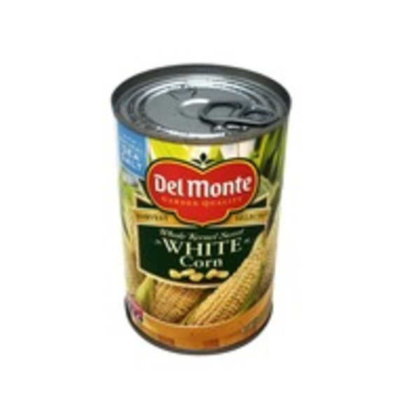 Del Monte Harvest Selects Whole Kernel Sweet White Corn