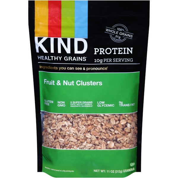 Kind Healthy Grains Fruit & Nut Clusters