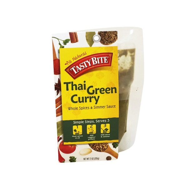 Tastybite Thai Green Curry Simmer Sauce