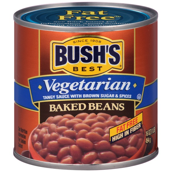 Bush's Best Vegetarian Baked Beans