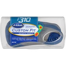 Dr. Scholl's Custom Fit Orthotic Shoe Inserts, CF310