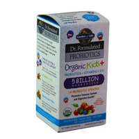 Garden of Life Organic Kids Berry Cherry Flavor Probiotic Chews