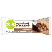 ZonePerfect Nutrition Bar, 14 Grams of Protein, Fudge Graham, 1.76 Oz, 5 Ct