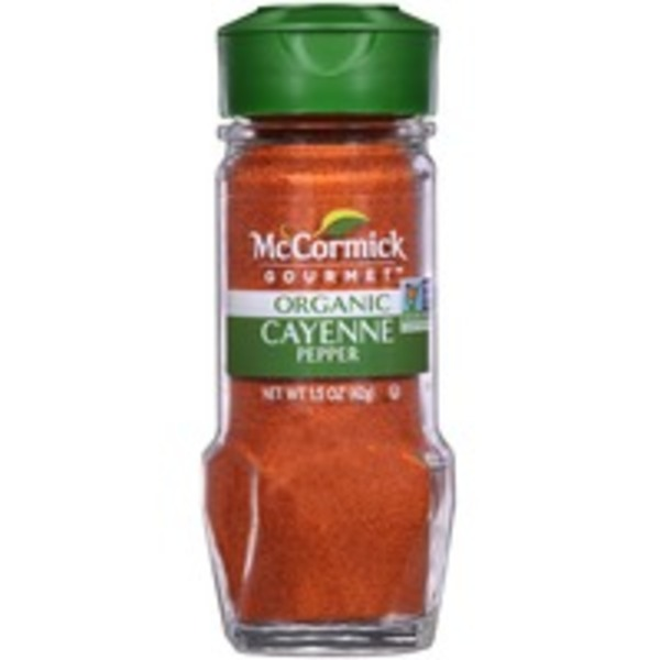 McCormick Gourmet Collection Organic Cayenne Pepper