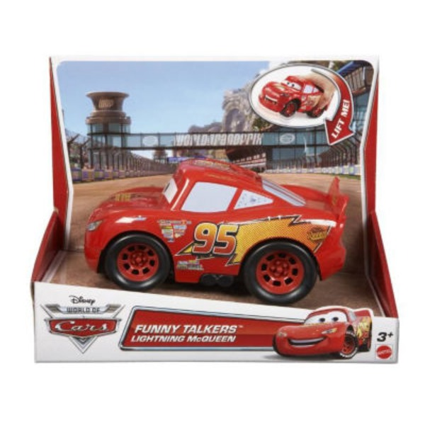 Disney Cars Funny Talkers