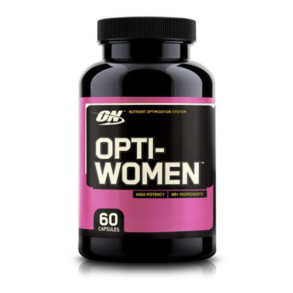 On Opti-Women Nutrition Optimization System Capsules