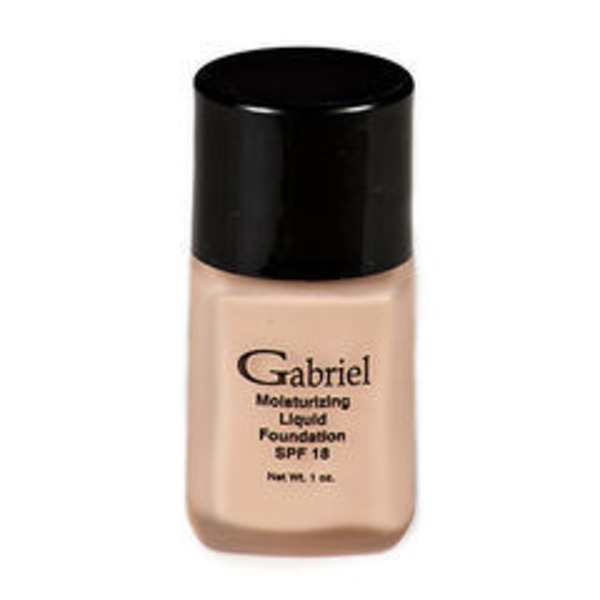 Gabriel Cosmetics Moisturizing Liquid Foundation Rose Beige