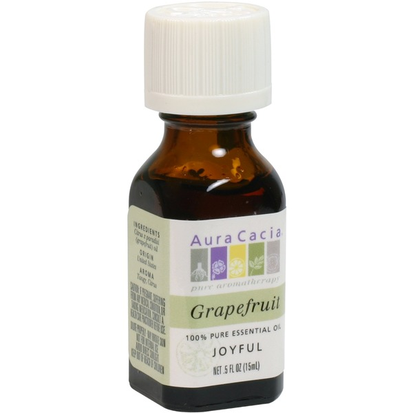 Aura Cacia Grapefruit Essential Oil