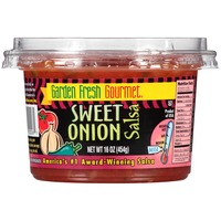 Garden Fresh Gourmet Sweet Onion Salsa