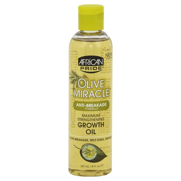 African Pride Growth Oil, Maximum Strengthening