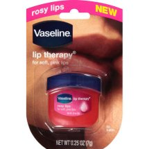 Vaseline Lip Therapy Rosy Mini Lip Balm, 0.25 oz