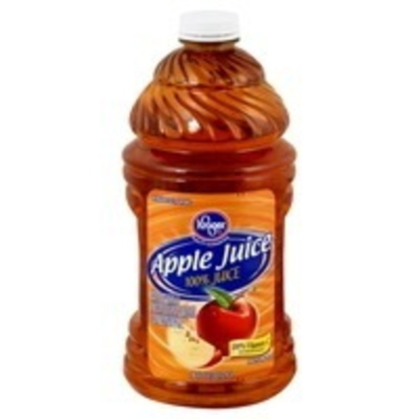 Kroger 100% Apple Juice