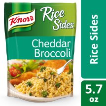 Knorr Cheddar Broccoli Rice Side Dish 5.7 oz