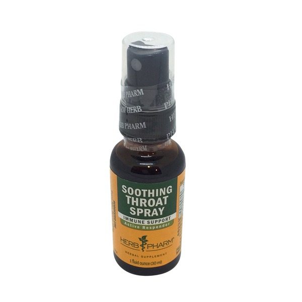 Herb Pharm Soothing Throat Spray