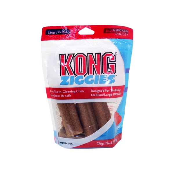 Kong Co. Stuff'n Ziggies Adult Dog Treats